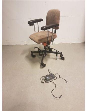 trippelstoel electrisch