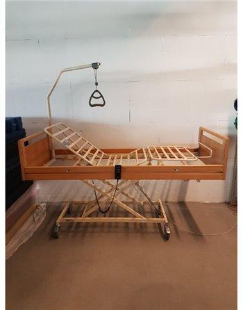 Verpleegbed / zorgbed / hoog laag bed EXTRA LANG